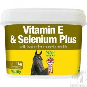 NAF Vitamin E+ Selen Plus