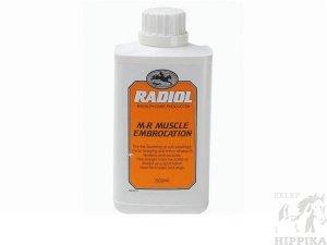 Radiol M-R MUSCLE wcierka 500ml