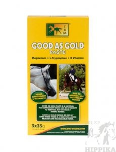 TRM Good As Gold 3x35g Pasta uspokajająca