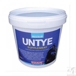Equimins Untye Supplement - dla koni sportowych, wzmacniający siłę mięśni i poprawiający wydolność organizmu