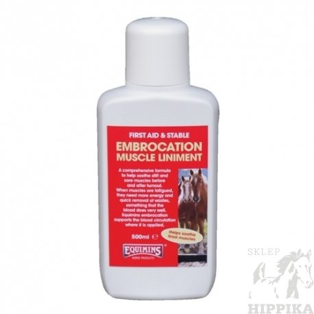 Equimins Embrocation Muscle Liniment