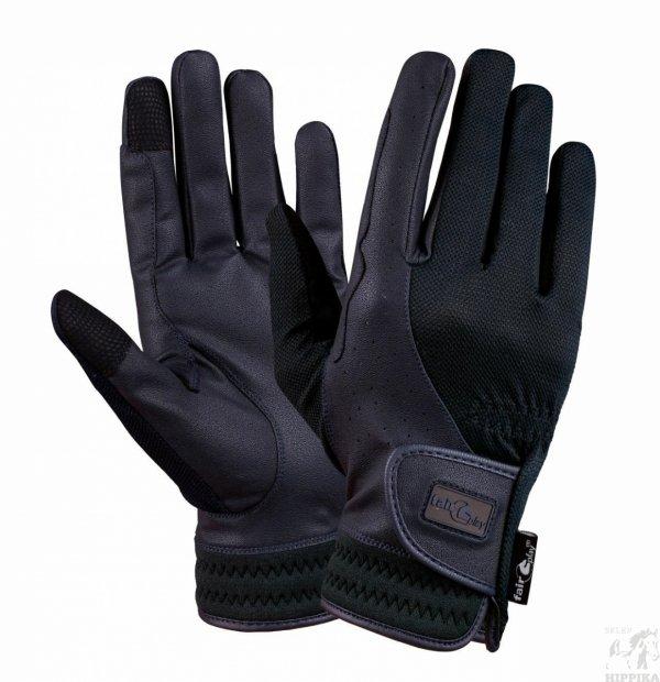 Rękawiczki FP ZEPHIRO czarne