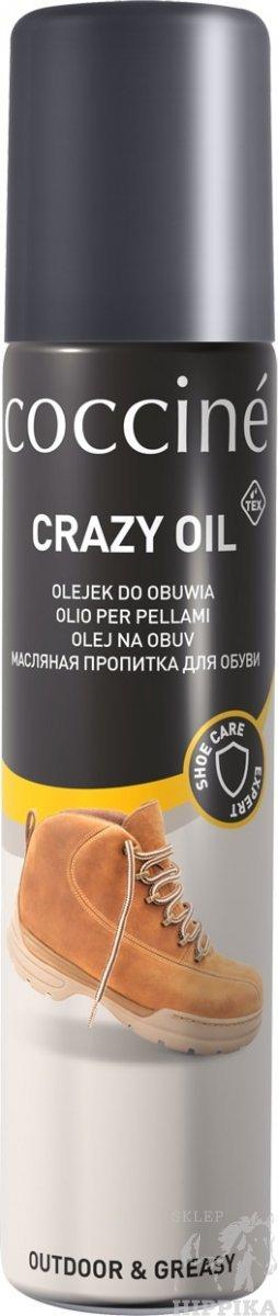 Crazy Oil COCCINE