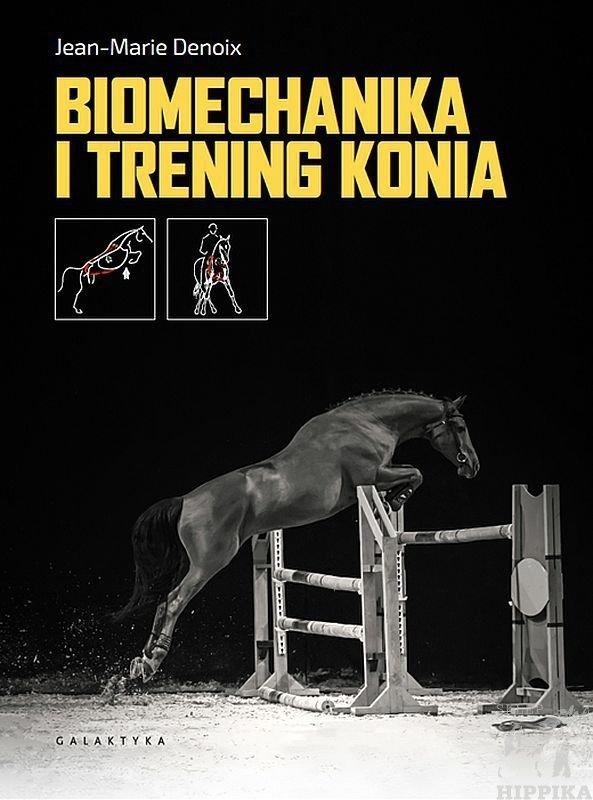książka Biomechanika i trening konia