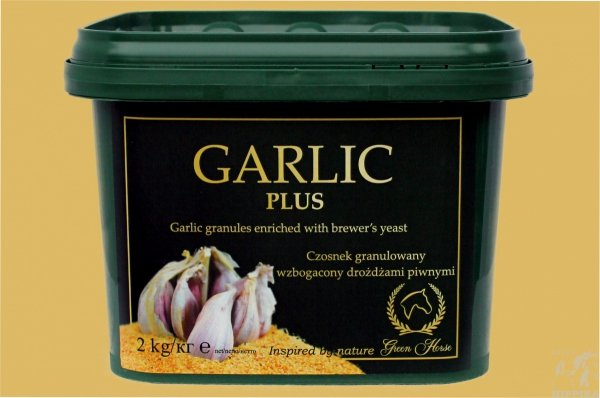 Green Horse GARLIC PLUS