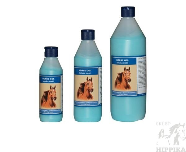ECLIPSE BLUE - HORSE GEL Maść Końska 500ml