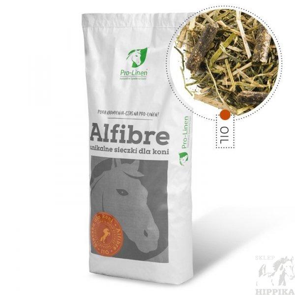 Pro-Linen Sieczka ALFIBRE OIL 15kg