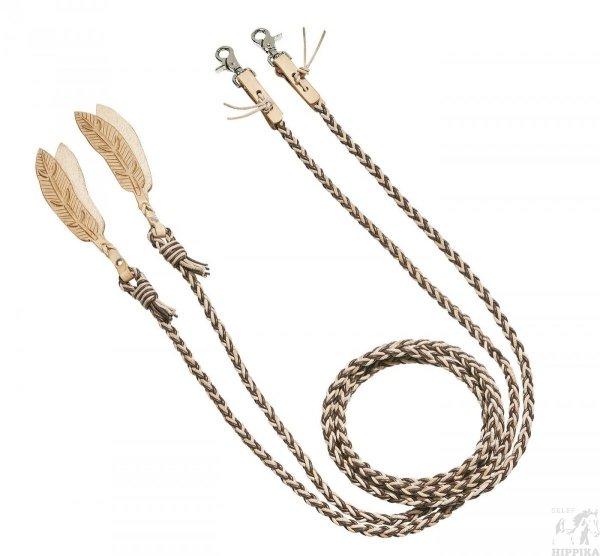 BUSSE wodze westernowe Feather