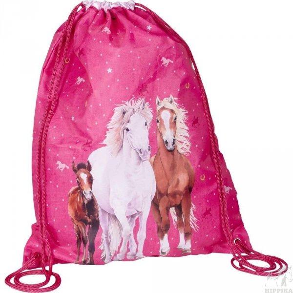 Worek Koń różowy Spiegelburg