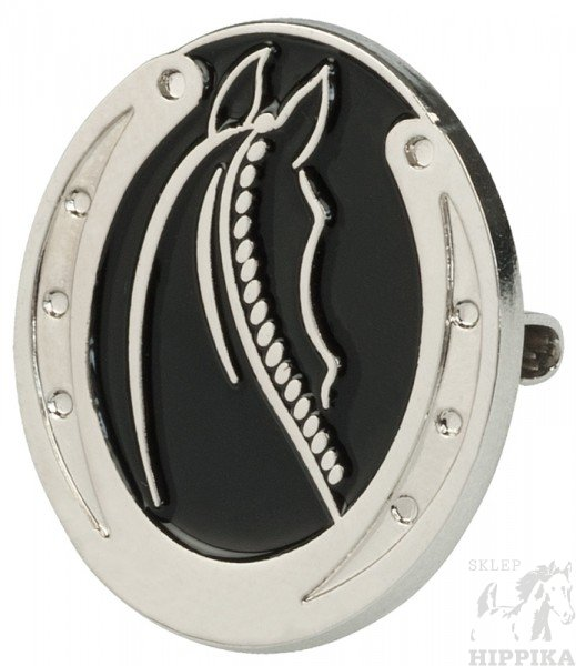 Broszka HR głowa konia