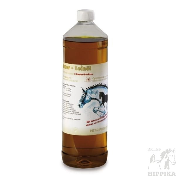 Olej lniany LEINOL EquiPower 1000 ml