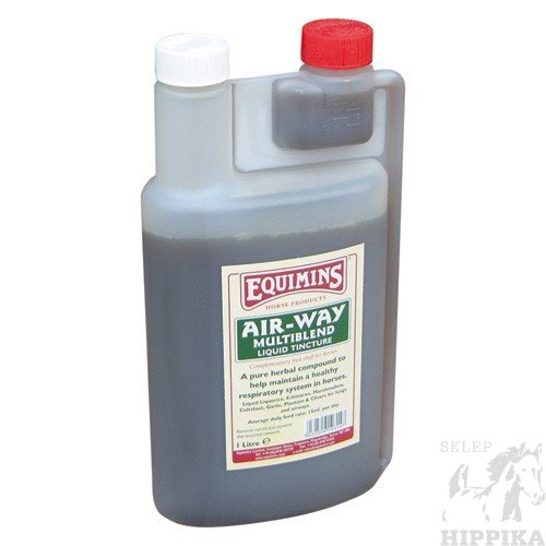 EQUIMINS Air-Way Liquid Herbal Tincture