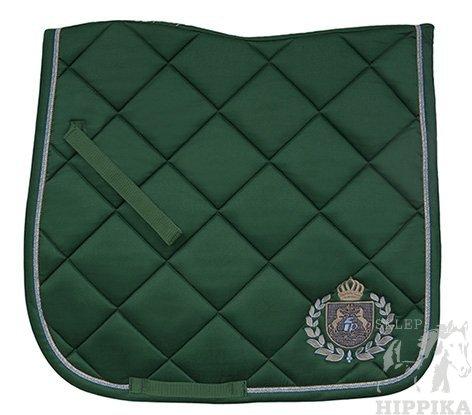 FAIR PLAY czaprak Royal Diamond zielony DRE
