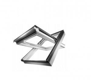 OKNO okna Dachowe PCV OPTILIGHT 78x140TLP / 3SZYBY