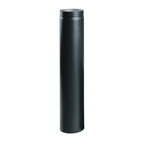 Rura spalinowa BERTRAMS stalowa  2mm/130mm/100cm