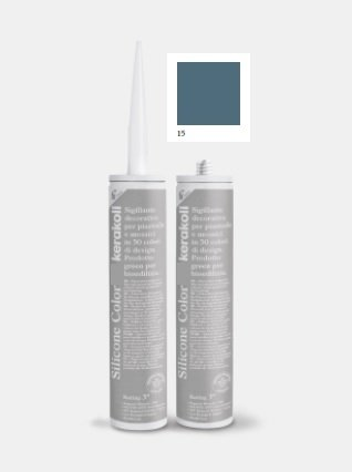 KERAKOLL Fugabella Color Silikon 310ml Kolor 15