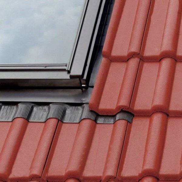 Okno dachowe VELUX GZL MK04 1051 + KOŁNIERZ