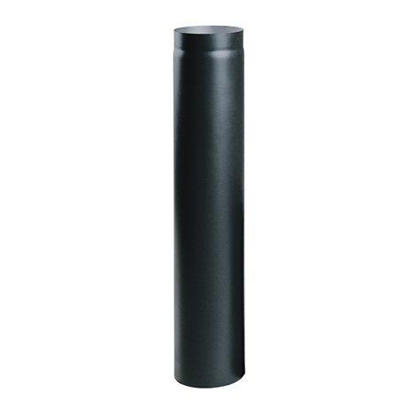 Rura spalinowa BERTRAMS stalowa  2mm/160mm/100cm