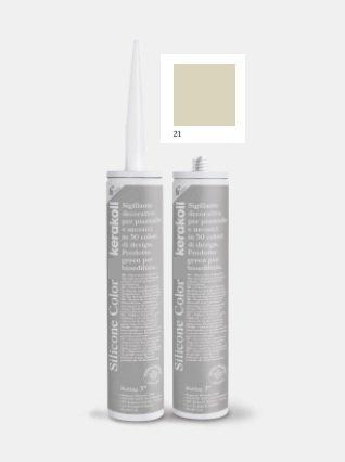 KERAKOLL Fugabella Color Silikon 310ml Kolor 21