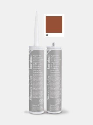 KERAKOLL Fugabella Color Silikon 310ml Kolor 41
