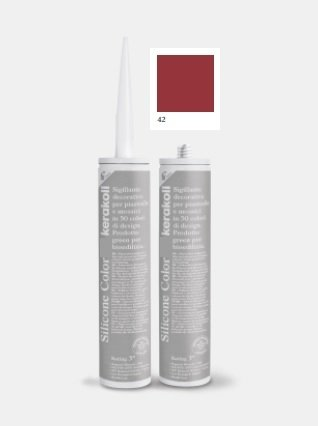 KERAKOLL Fugabella Color Silikon 310ml Kolor 42