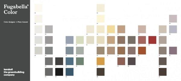 KERAKOLL Fugabella Color Fuga 3 kg Kolor 11