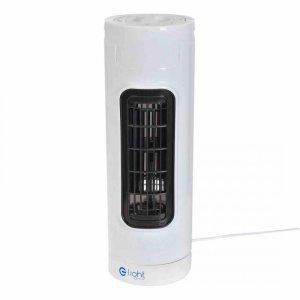 Wentylator stołowy EKO-LIGHT 14 Tower Biały