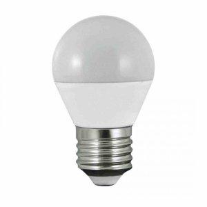 Żarówka LED 7W E27 G45. Barwa: Zimna