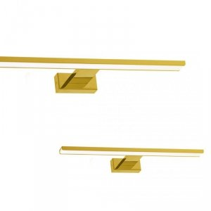 Kinkiet SHINE GOLD 15W LED