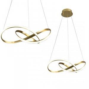 LAMPA WISZĄCA CAPPIO GOLD 36W LED