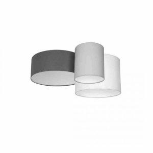 Lampa sufitowa STAN GREY 3xE27