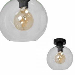 Lampa sufitowa SOFIA CLEAR 1xE27