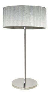 LAMPA STOŁOWA  CANDELLUX SOLO 41-27897 E14 CHROM