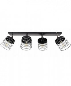 Lampa sufitowa nowoczesna - RASTI 2206/4/S