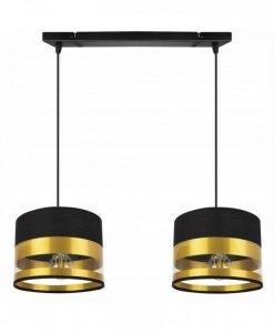 Lampa sufitowa nowoczesna - INTENSE GOLD 2280/2/20