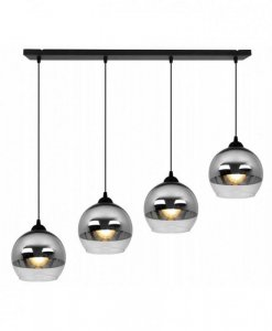 Lampa wisząca regulowana - BERGEN 2330/4