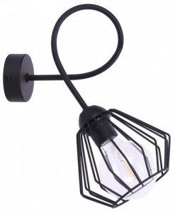 Lampa Kinkiet LOFT Industrialna - Edison 1427/K