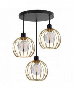 Lampa wisząca nowoczesna - MONA 2180/3/OW
