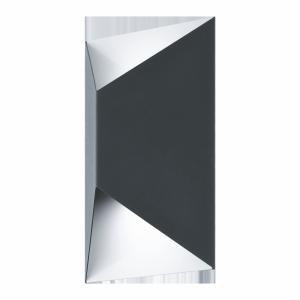 EGLO PREDAZZO 93994 KINKIET ZEWNĘTRZNY LED ANTRACYT