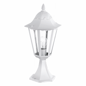 EGLO NAVEDO 93451 LAMPA STOJĄCA ZEWNĘTRZNA ANTYCZNA KLASYCZNA BIAŁA