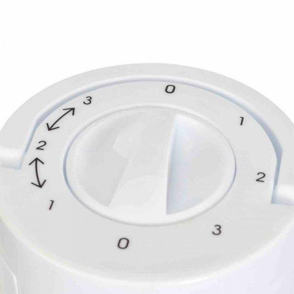 """Wentylator stołowy EKO-LIGHT 14"""" Tower Biały"""