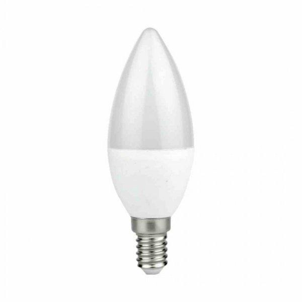 Żarówka LED 7W E14 C37 Świeczka. Barwa: Neutralna