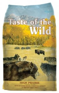 Taste of the Wild High Prairie Canine 5,6kg