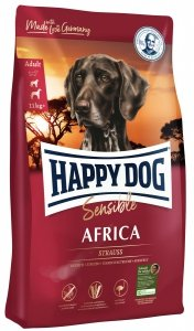 Happy Dog Supreme Africa - Struś 12,5kg
