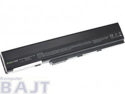 Bateria Green Cell do Asus A32-K52 9 cell 11,1V
