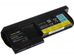 Bateria Green Cell do Lenovo ThinkPad Tablet X220 X220i X220t 6 cell 11,1V