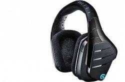 Słuchawki z mikrofonem Logitech Artemis Spectrum G933 bezprzewodowe czarne