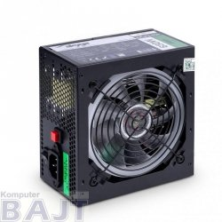 Zasilacz ATX 650W Akyga Pro AK-P3-650 Fan12cm P4+4 PCI-E 6 pin 6+2 pin 5x SATA Molex PPFC RGB