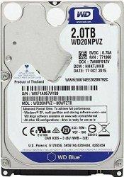Dysk WD WD20NPVZ 2.5 2TB WD Blue™ 8MB SATA-III 15mm