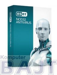 ESET NOD32 Antivirus 1 user,36 m-cy, BOX